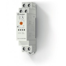 136100240000, Модульное мультифункциональное электронные шаговое/моностабильное реле со сбросом; 1NO 16A; питание 24В АC/DC; ширина 17.5мм; степень защиты IP20; упаковка 5 шт.