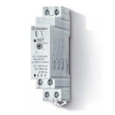 151182300400, Модульный ведомый электронный диммер (Slave); управление сигналом 0-10В от ведущего диммера (Master); разные типы ламп, до 400Вт; питание 230В АC (50Гц); степень защиты IP20; упаковка 5 шт.