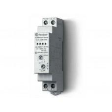 158182300500, Модульный электронный диммер для люминесцентных и светодиодных ламп; 500Вт; плавное диммирование; питание 230В АC; ширина 17.5мм; степень защиты IP20; упаковка 5 шт.