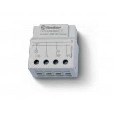 159182300000, Электронный диммер для светодиодных ламп; 50Вт; плавное диммирование; питание 230В АC; монтаж в коробке; упаковка 5 шт.
