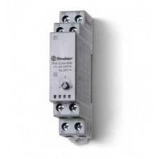 194100240000, Модуль управления Авто-Вкл-Выкл; 1CO 5A; питание 24В АC/DC; монтаж на рейку 35мм; ширина 17.5мм; степень защиты IP20; упаковка 5 шт.