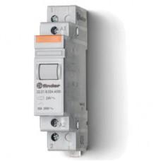 222180084000, Модульный контактор; 1NO 20А; контакты AgSnO2; катушка 8В АС; ширина 17.5мм; степень защиты IP20; опции: нет; упаковка 5 шт.