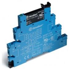 388170609024, Интерфейсный модуль, твердотельное реле; выход 6A (24В DC); питание 60В DC; категория защиты IP20; винтовые клеммы; упаковка 10 шт.