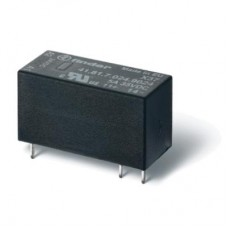 418170248240, Низкопрофильное миниатюрное твердотельное реле; монтаж на печатную плату; выводы с шагом 5мм; выход 3A(240В AC);вход 24В DС; влагозащита RTIII; упаковка 20 шт.