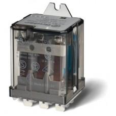 628290120000, Силовое электромеханическое реле; монтаж в наконечники Faston 250 (6.3х0.8мм); 2CO 16A; контакты AgCdO; катушка 12В DC; степень защиты RTI; монтажный фланец; опции: нет; упаковка 10 шт.