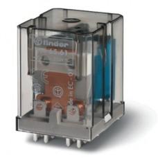 656190240000, Силовое электромеханическое реле; монтаж на печатную плату, раздвоенные выводы; 1NO+1NC 20A; контакты AgCdO; катушка 24В DC; степень защиты RTI; опции: нет; упаковка 10 шт.