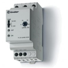 Контрольное реле для 3-фазных сетей; пониженное/повышенное напряжение; настраиваемые симметричные диапазоны; выход 1CO 10А; модульное, ширина 35мм; степень защиты IP20; упаковка 5 шт.