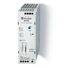 Импульсный источник питания; вход 120...240В AC/220В DC; выход 24В DC, 120Вт; компактный; степень защиты IP20; упаковка 5 шт.
