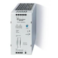 Импульсный источник питания; вход 110...250В AC/DC; выход 24В DC, 240Вт; Компенсация реактивной мощности; ширина 60мм; степень защиты IP20; упаковка 1шт.