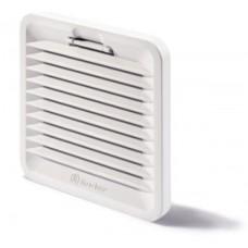 7F0200001000, Фильтр на вытяжке для щитовых вентиляторов; стандартная версия; размер 1; степень защиты IP54; упаковка 1 шт.