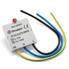 Устройство защиты от импульсных перенапряжений УЗИП тип 3 для систем светодиодного освещения; степень защиты IP20; упаковка 1 шт.