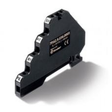 7P6290360005, Устройство защиты от импульсных перенапряжений УЗИП для телекоммуникации; тип 3; установка на рейку 35мм; степень защиты IP20; упаковка 1 шт.