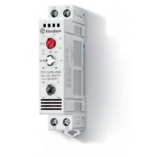 7T5102304360, Щитовой термостат-гигростат; 1NO 10A; модульный, ширина 17.5мм; степень защиты IP20; упаковка 5 шт.