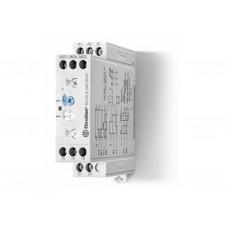 Модульный таймер мультифункциональный (AI, DI, SW, BE, CE, DE, WD); питание 220В DC; 2CO 12A; ширина 22.5мм; регулировка времени 0.05с…10дней; степень защиты IP20; специальная версия с нормированным срабатыванием (Umin=0,6Un); упаковка 5 шт.