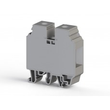 AVK35 RD; Клеммник на DIN-рейку 35мм.кв. (серый). (упак. 40 шт.); 304250