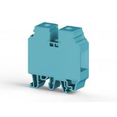 AVK35 RD; Клеммник на DIN-рейку 35мм.кв. (синий). (упак. 40 шт.); 304251