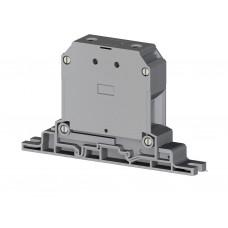 304450, Клеммник на монтажную плату 70 мм.кв. (серый); AVK PB 70 RD (упак 6)