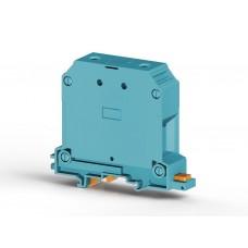 304491, Клеммник на DIN-рейку 70мм.кв. (синий); AVK70 RD (упак 10 шт)