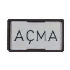 Держатель маркировки самоклеющ., 30х17 мм; Y-PAEK 1730 (уп.100шт.) ; 508600
