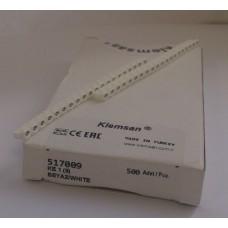517009, Маркировка кабеля KE1 (0,75...1,5 мм.кв.)