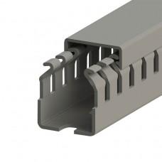 Кабель-канал перфорированный с крышкой, 25x30 (ШxВ), (упак. 100м); KKC 2530; 551010