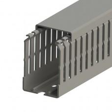 Кабель-канал перфорированный с крышкой, 40x60 (ШхВ), (упак. 36м); KKC 4060; 551014