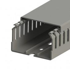 Кабель-канал перфорированный с крышкой, 60x40 (ШхВ), (упак. 36м); KKC 6040; 551016