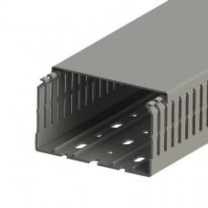 Кабель-канал перфорированный с крышкой, 100x60 (ШхВ), (упак. 20м); KKC 1006; 551021