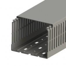 Кабель-канал перфорированный с крышкой, 100x80 (ШхВ), (упак. 16м); KKC 1008; 551022