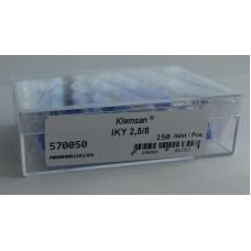570050, Наконечник изолированный IKY 2,5/8 (огнестойки) (упак 250 шт)