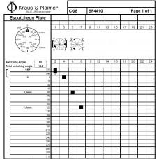 Переключатель CG8-SF4410-600 *FT2 +S0 V750D/3C/21