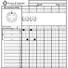 Переключатель CG8-A725-600 FT2