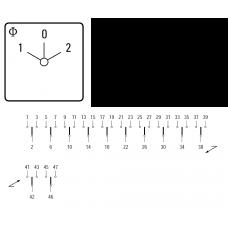 Переключатель A25-WAA368-600 EF