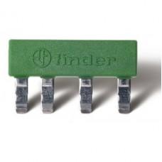 01119, 2-полюсный шинный соединитель для 11.91; упаковка 20 шт.