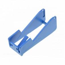 09501, Пластиковая клипса для реле 40, 44 серии для розеток 95.03, 95.05; синий ; упаковка 10 шт.
