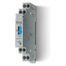 192100240000, Модуль управления Авто-Вкл-Выкл; 1CO 10A; питание 24В АC/DC; монтаж на рейку 35мм; ширина 11.2мм; степень защиты IP20; упаковка 5 шт.