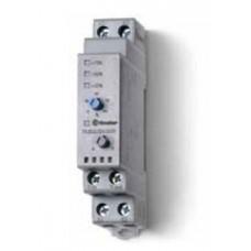 195000240000, Модуль управления, аналоговый сигнал 0…10В DC; питание 24В АC/DC; монтаж на рейку 35мм; ширина 17.5мм; степень защиты IP20; упаковка 5 шт.