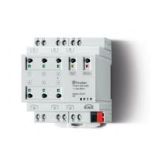 196K90304300, Устройство переключения KNX; выход 6х16 А; упаковка 5 шт.