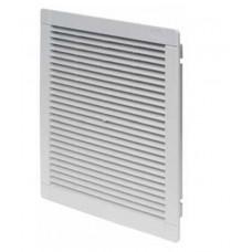 7F0700001000, Фильтр на вытяжке для щитовых вентиляторов; версия EMC; размер 1; степень защиты IP54