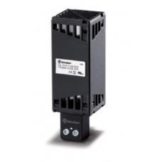 7H5102300025, Щитовые электронагреватели; электропитание 110…250В AC/DC; тепловая мощность 25Вт; установка на рейку 35мм; степень защиты IP20; упаковка 1 шт.