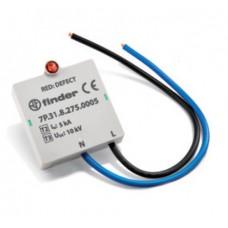 7P3182750005, Устройство защиты от импульсных перенапряжений УЗИП тип 3 (для LED); степень защиты IP20