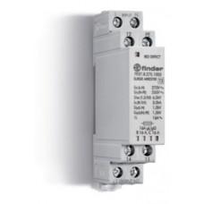 7P3782751003, Устройство защиты от импульсных перенапряжений УЗИП тип 3 (1 варистор + 1 искровый разрядник); модульный, ширина 17.5мм; степень защиты IP20