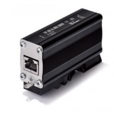 7P6890600600, Устройство защиты от импульсных перенапряжений УЗИП для цифровых линий Ethernet Cat.6; 6-60B; тип 3; установка на рейку 35мм; степень защиты IP20; упаковка 1 шт.