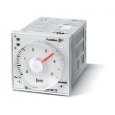 881202300002PAS, Таймер мультифункциональный (AI a, AI b, DI a, DI b, GI, SW); монтаж на панель или в розетку; 8-штырьковый разъем; питание 24…230В АС/DC; 2CO 5A; регулировка времени 0.05с…100ч; степень защиты IP40; упаковка 1шт. ; упаковка 1 шт.