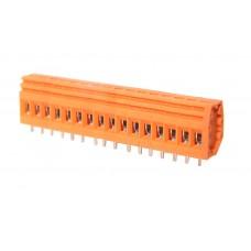 090267, Клеммник для печатных плат BDK 1-16 (упак 1 шт)