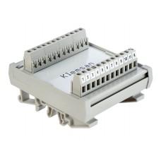 113080, Модуль диодный DM 8-S на 8 диодов (упак 3 шт)
