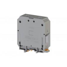 304350, Клеммник на DIN-рейку 150мм.кв. (серый); AVK150 (упак 4 шт)