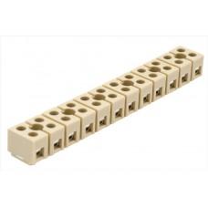 420120, Приборные клеммы 12х2,5 мм.кв.; PSK1-12 (упак 75 шт)