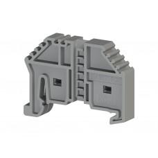 495059, Упор на DIN-рейку MR35, (серый); KD 4 (упак 100 шт)