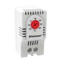 680005, Термостат KLM TM 04  - Терморегулятор (-20 C - +40 C) NC (упак 1 шт)